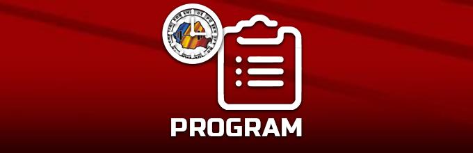 Program C.N. Impins din culcat 2020